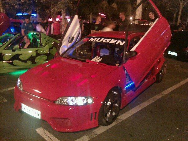 cap agde 2012 ( show neon )