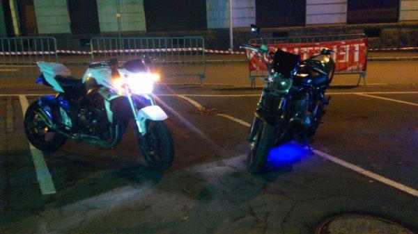 les motos a notres meetings