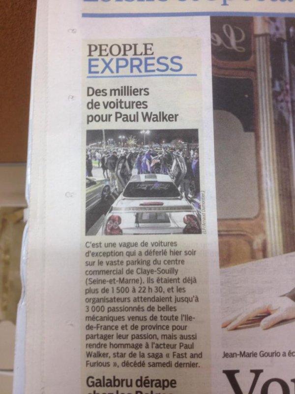 rasso en hommage a Paul walker et roger rodas