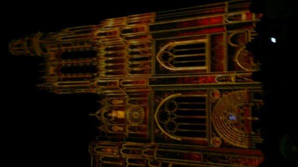 Sortie à la cathédrale de sens