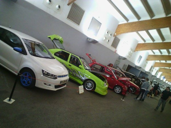 Meeting amnésia tuning show