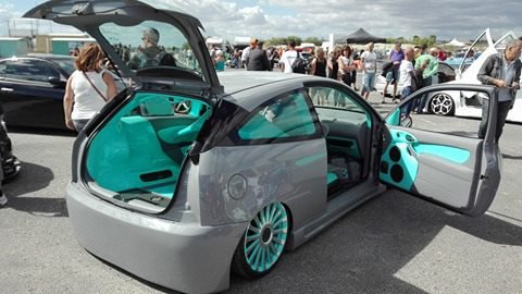 Cap d'agde 2016 ( show cars )