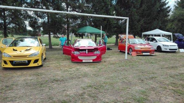 Meeting custom car 51 2017