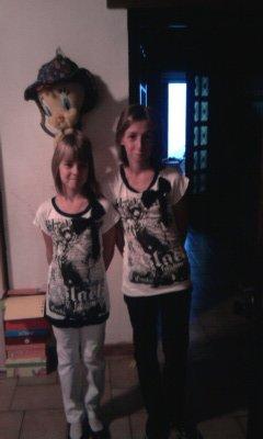 mes  filles  stessy  et sandy