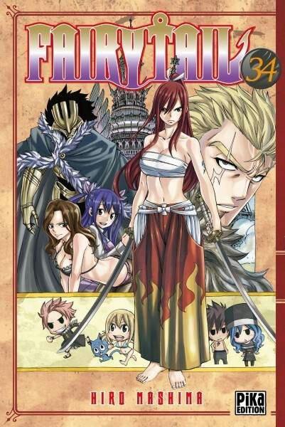 Fairy Tail : Intro & Histoire