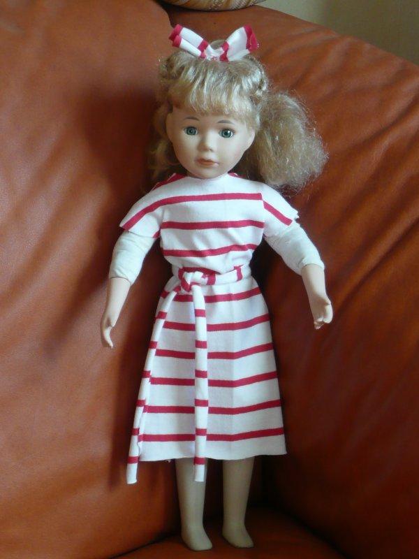 Première poupée : Martha