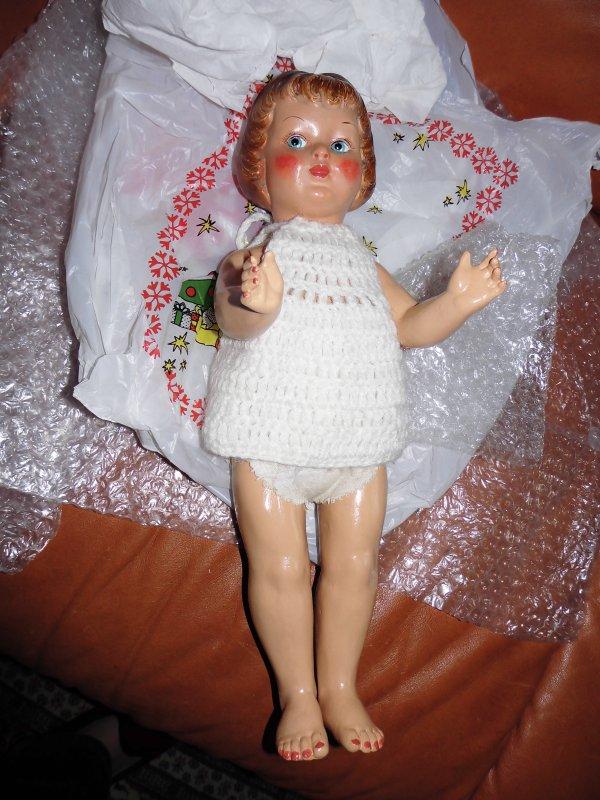 Ma poupée sort de clinique