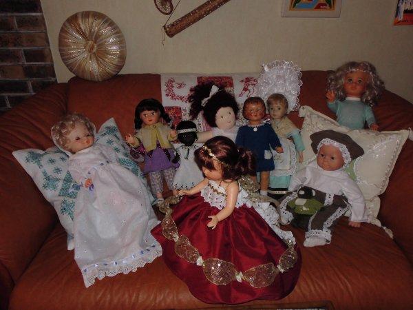 Francheska dans sa famille.
