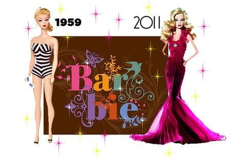 Le coin des Barbies et Mini