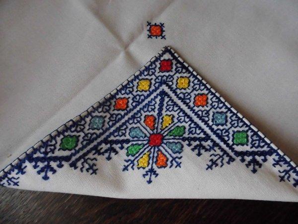 Broderie de Fez