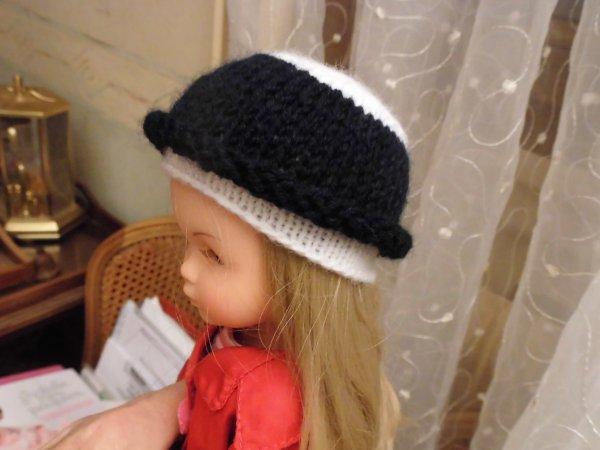 Un petit bonnet double
