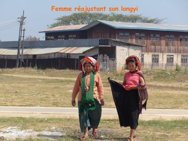 Myanmar 8 : Plus de 130 ethnies