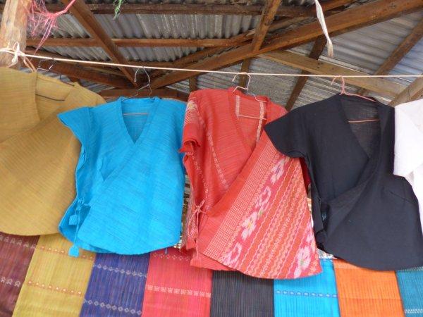 Myamar 10 : Tissus et couture