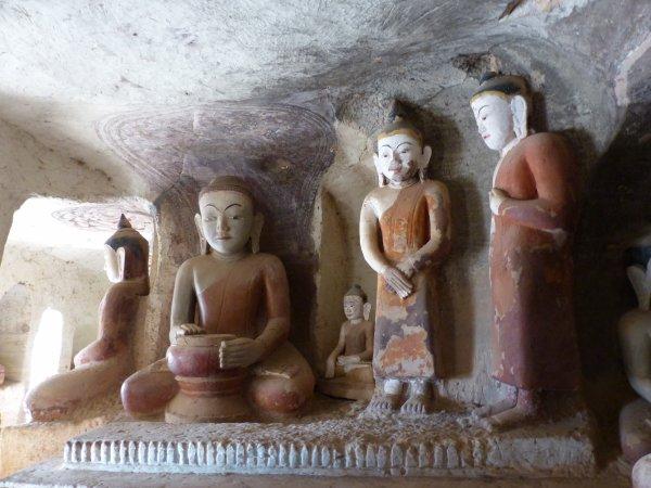 Myanmar 15 : La région des grottes