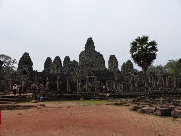 Cambodge : Site d'Angkor Thom