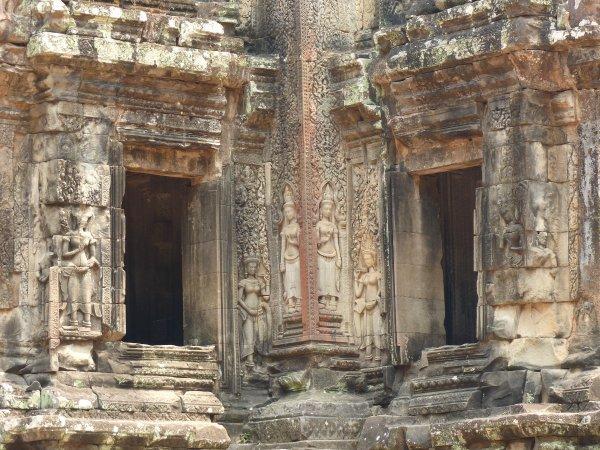 Cambodge : Danse des Apsaras