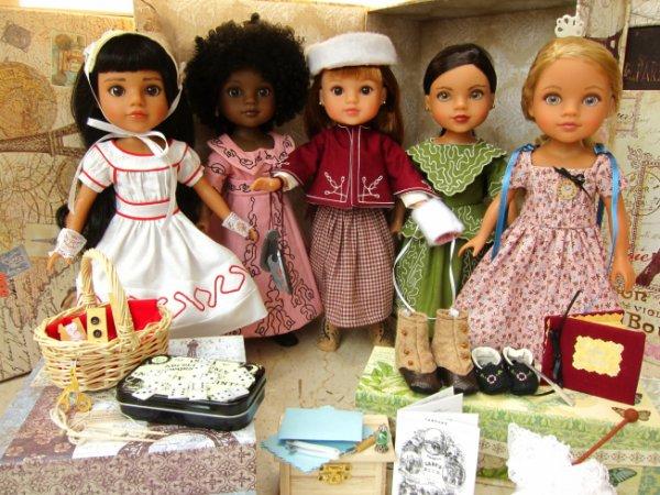 Autre lien habits de poupée