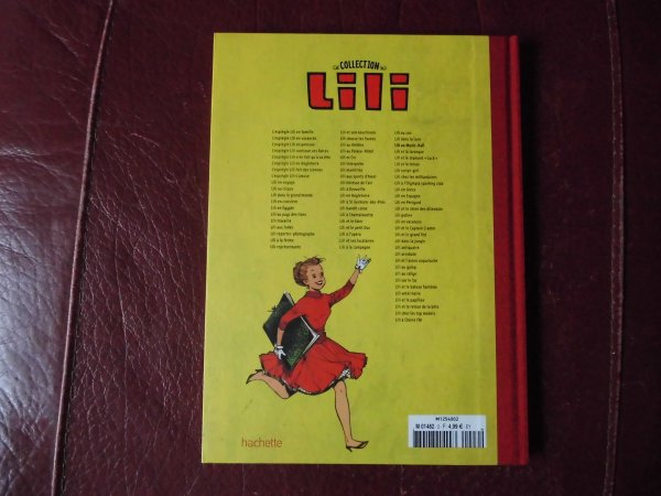 Collection : réédition du magazine Lili