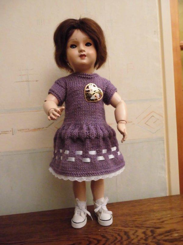 Une robe pour Nadette