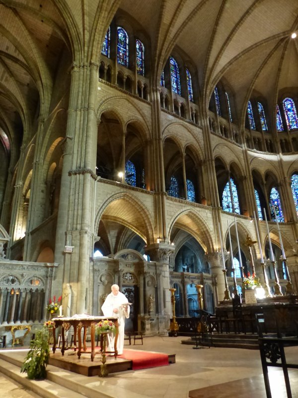 Reims : la Basilique saint Remi