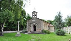Reims, j'ai oublié, la chapelle Foujita