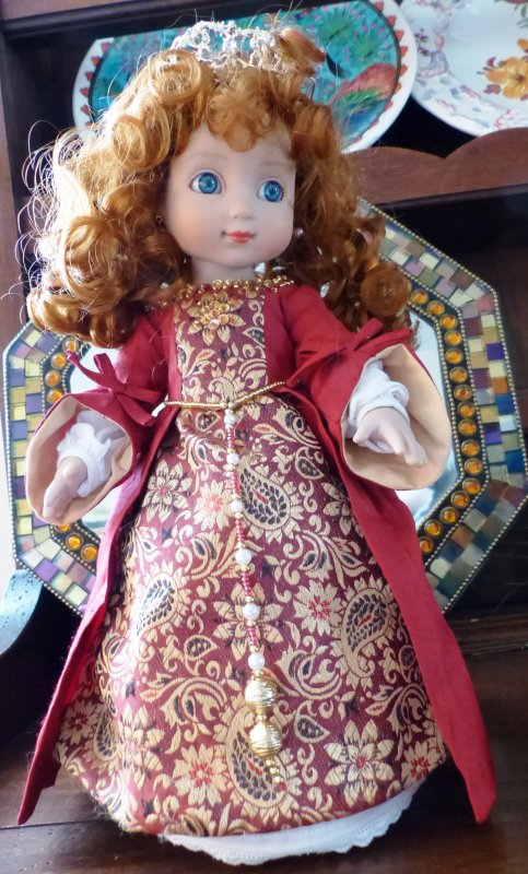 Ma princesse rousse