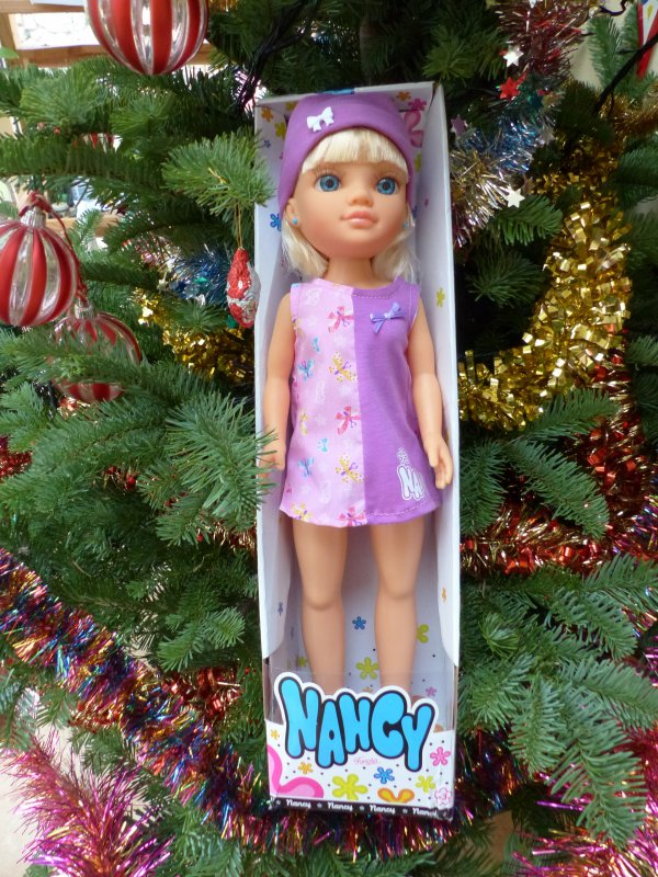 Hihi!!! Mon cadeau de Noël perso.