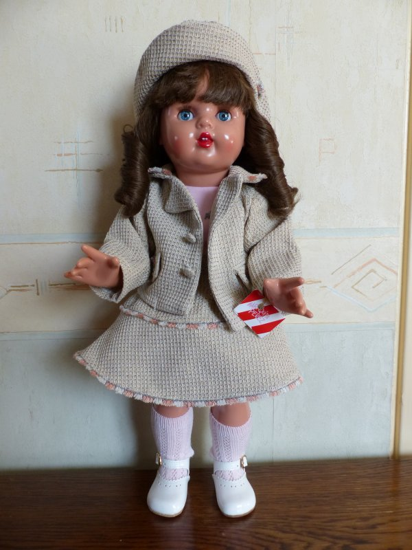 Nouvelle poupée : Mariquita Perez