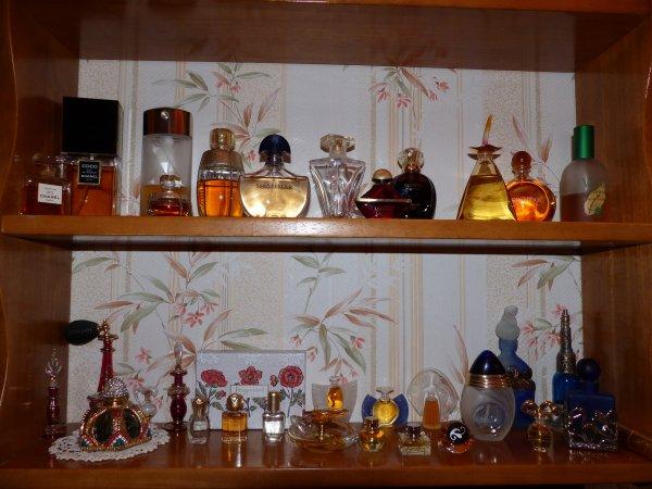 Tous mes parfums