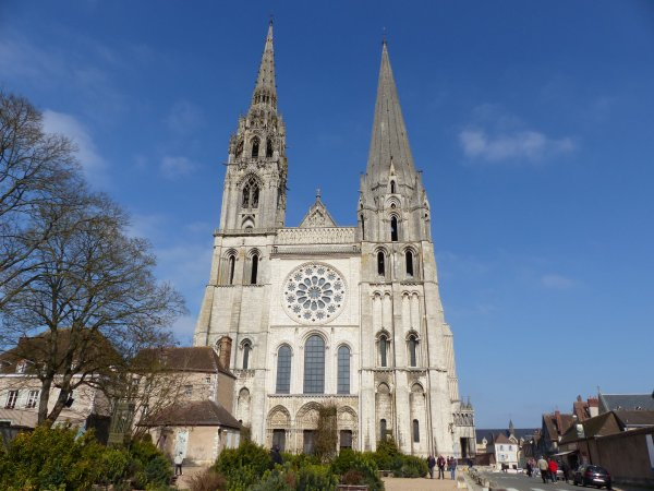 Un petit bout de Chartres