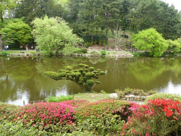 Parc de Maulévrier
