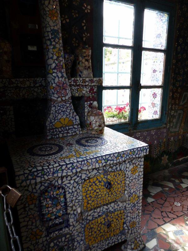 Chartres : la maison Picassiette