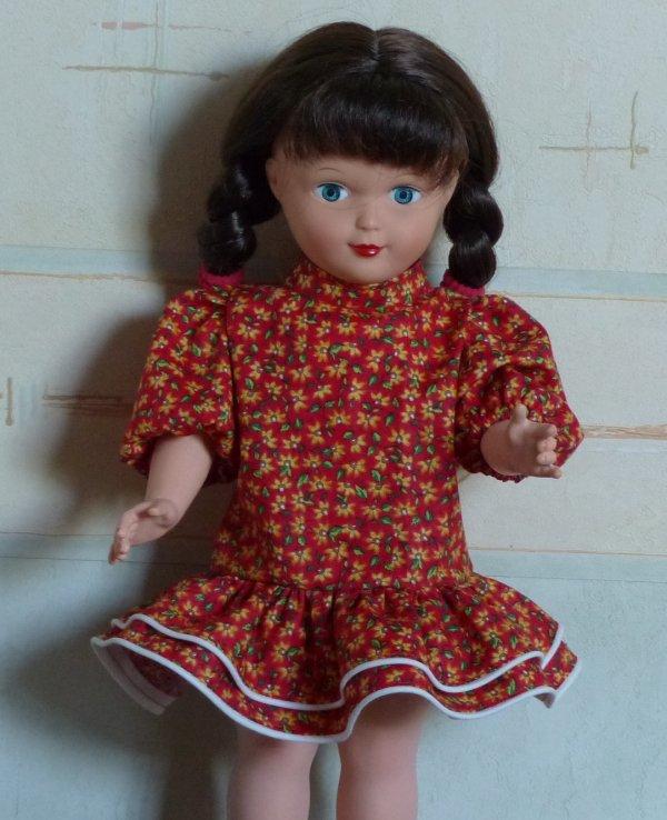 Une robe pour Emilie