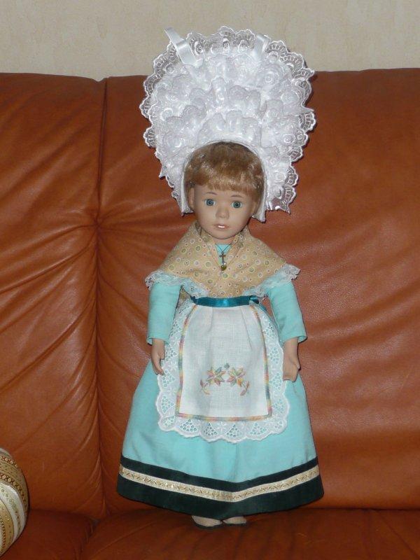 Costume de Champenoise
