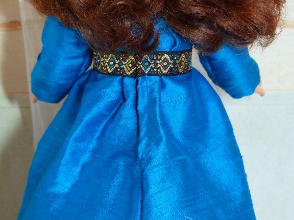 Costume médiéval pour Mado