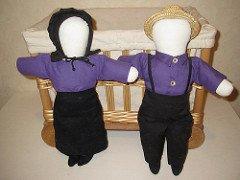 Poupées Amish