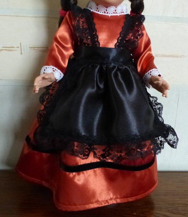 Costume Champenois de Francette.