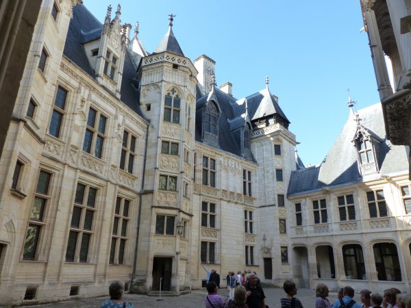Notre petit tour à Bourges