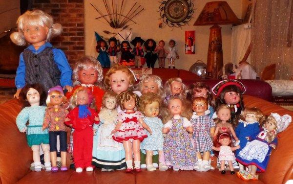 Gaby ma très grande poupée
