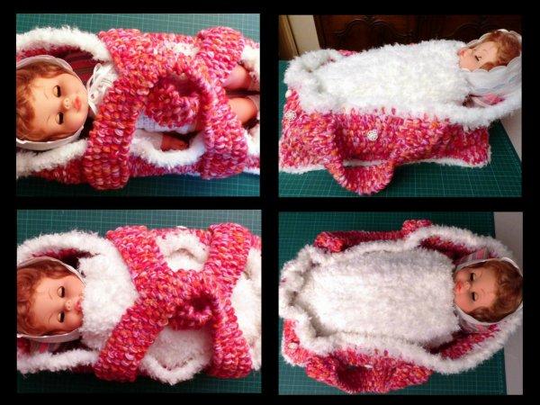 Un couffin pour le bébé de Lilou