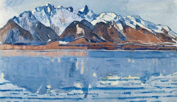 Hodler peintre à découvrir