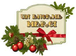 A propos de Noël...le résultat d'un échange...