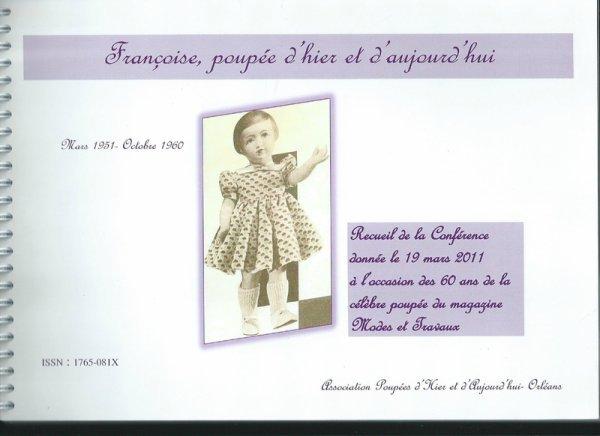 Livre ré-édité sur Françoise