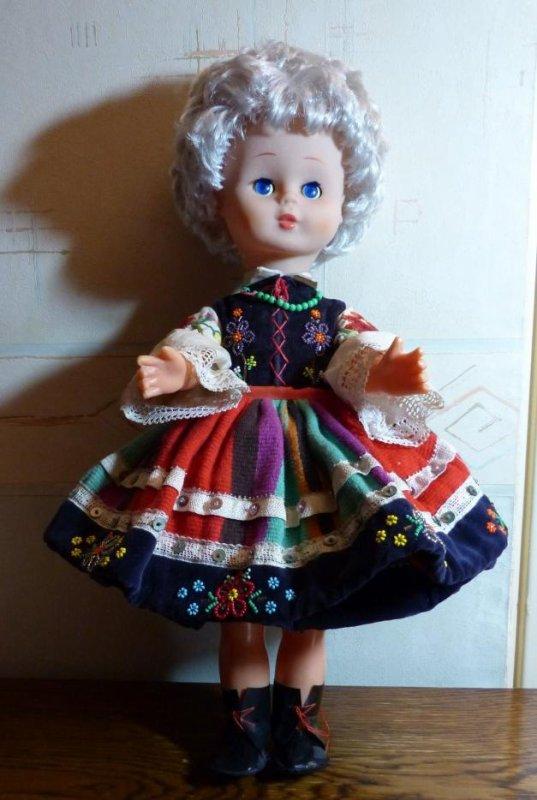 Jolie poupée Polonaise?
