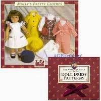 Patrons gratuits pour les poupées de 45 cm