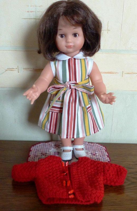 Une tenue printanière pour Emilie