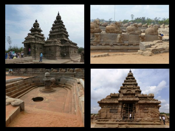 INDE : continuons vers Mahabalipuram puis Pondichéry.