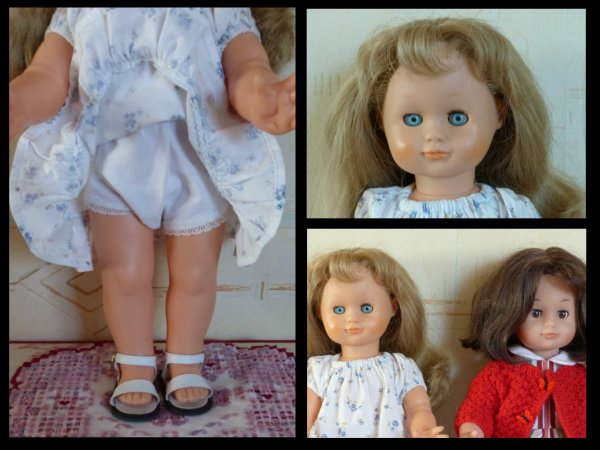Nouvelle adoption Petitcollin : Emilie blonde