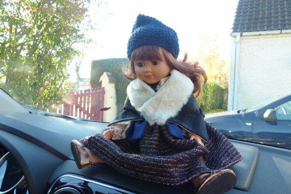 Demain c'est le grand départ pour le festival de la poupée à Etain