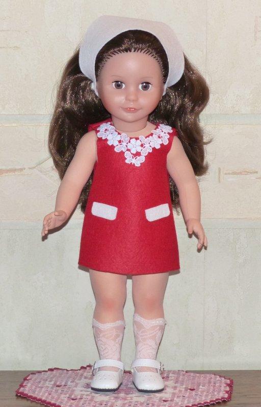 Louise est prête pour Noël
